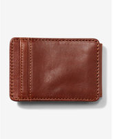 Express slim lined wallet
