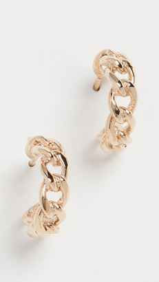 Zoë Chicco 14k Gold Huggie Hoop Earrings