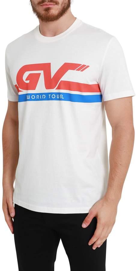 Givenchy T-shirt Gv World Tour