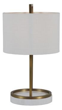 """Harmon Gabby 23"""" Table Lamp Gabby"""