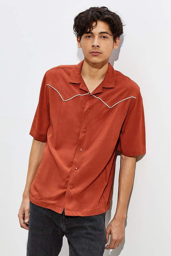 db28f8da5 Urban Outfitters Men's Shirts - ShopStyle