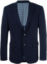 Z Zegna flap pockets blazer - men - Cupro/Wool - 52