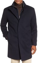 Peter Millar Men's 'Old Sebastian' Wool Overcoat