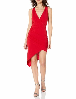BCBGeneration Women's Shirred Cocktail Dress X-Small