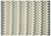 Nalbandian 6'1x4'4 Sobek Flat-Weave Rug, Gray