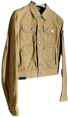 DSQUARED2 Beige Denim - Jeans Jacket for Women
