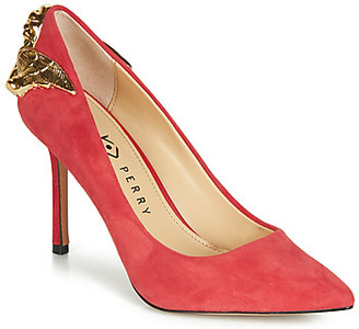 Katy Perry THE CHARMER women's Heels in Red