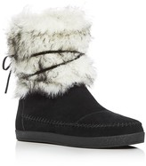 Toms x Prabal Gurung Nepal Faux Fur Boots