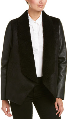 The Kooples Shawl Collar Jacket