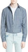 A.P.C. Men's Hector Denim Shirt