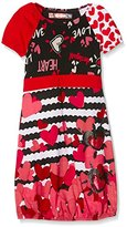 Desigual Girl's VEST_ANNAPOLIS Dress,152 cm (Manufacturer size: ()