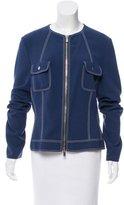 Michael Kors Casual Wool Jacket