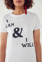 Urban Outfitters I Can & I Will Tee