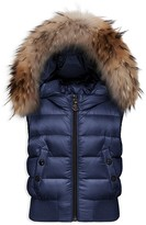 Moncler Girls' Kaila Puffer Vest - Sizes 4-6