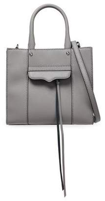 Rebecca Minkoff Mini M.a.b. Textured-leather Tote