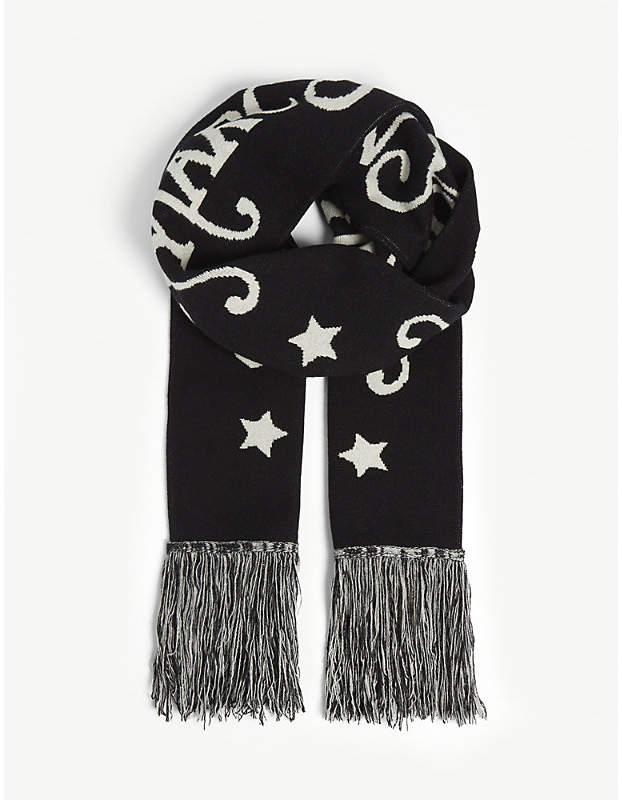 pretty nice e973c 80d54 Marc Jacobs Women's Scarves - ShopStyle