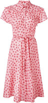 P.A.R.O.S.H. star print tea dress - women - Silk/Spandex/Elastane - S