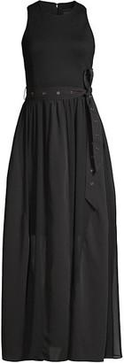 Toccin Belted Maxi Dress