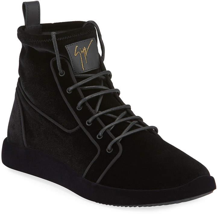 b0e71f7701114 Giuseppe Zanotti Flat Heel Men's Shoes | over 20 Giuseppe Zanotti Flat Heel  Men's Shoes | ShopStyle