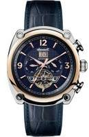 Ingersoll Mens The Michigan Multifunction Automatic Watch I01101