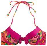 aerie Bridget Floral Pushup Bikini Top