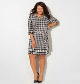 Avenue Geo Shirtdress