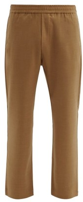Barena Bativoga Elasticated-waist Fresco Trousers - Beige