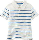 Carter's Short Sleeve Henley Shirt - Preschool Boys