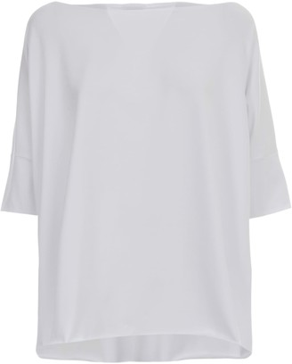 P.A.R.O.S.H. T-shirt S/s Boat Neck