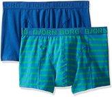 Bjorn Borg Men's 2-Pack Sunset Stripe Boxer Brief