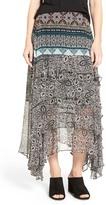 Ella Moss Jacinda Silk Skirt
