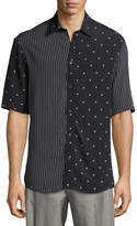 McQ Sheehan Short-Sleeve Sport Shirt