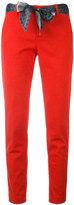 Jacob Cohen cropped trousers - women - Cotton/Spandex/Elastane - 26