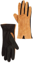 GUESS Touchpoint Suede Smart Gloves