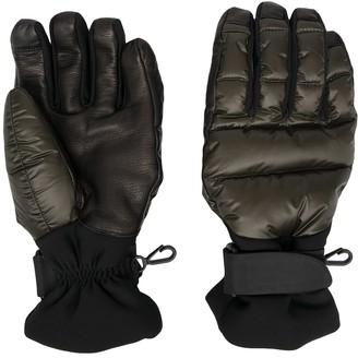 MONCLER GRENOBLE Padded Snow Gloves