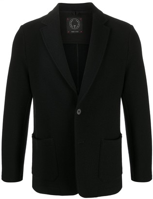 Tonello Virgin Wool-Blend Blazer