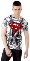 Eleven Paris Men's Lisuper Superman T-Shirt