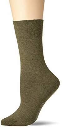Hudson Women's Relax Cotton Socks,(size: 39/42)