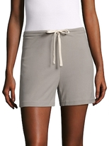 James Perse Darted Drawstring Short