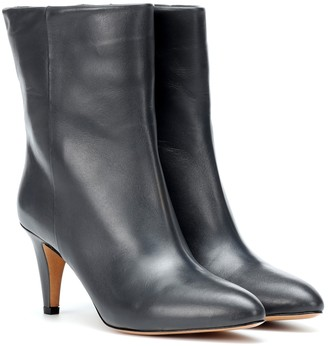 Isabel Marant Dailan leather ankle boots