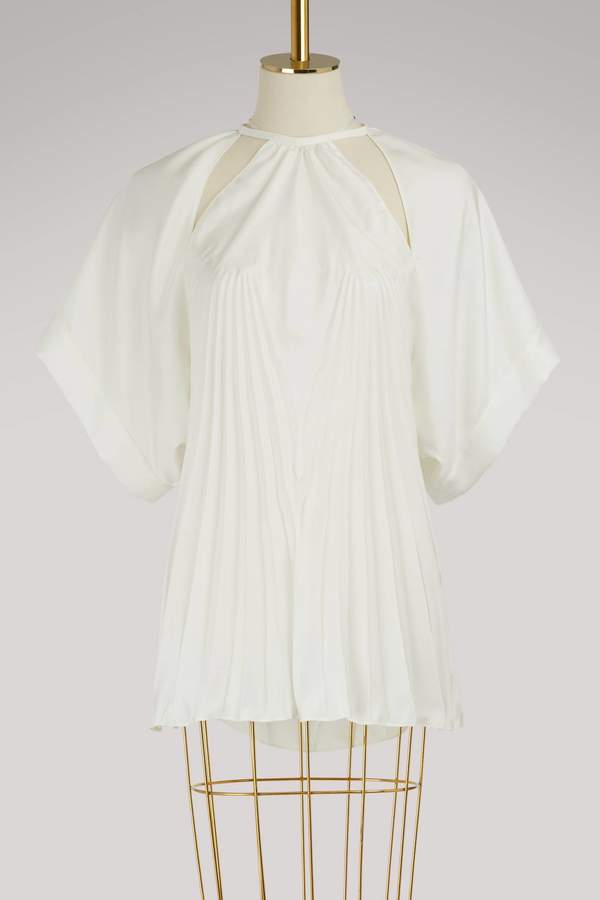 Maison Margiela Pleated top