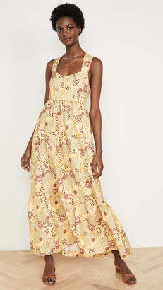 Rebecca Vallance Sahara Maxi Dress