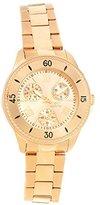 Invicta Women's 21684 Angel Analog Display Quartz Rose Gold Watch
