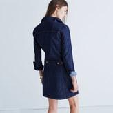 Madewell Jean Jacket Dress