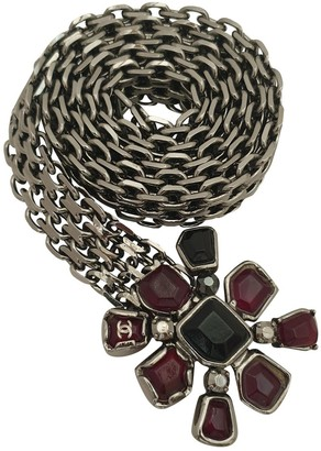 Chanel Anthracite Chain Belts