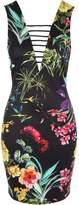 Jane Norman Ladder Detail Dress