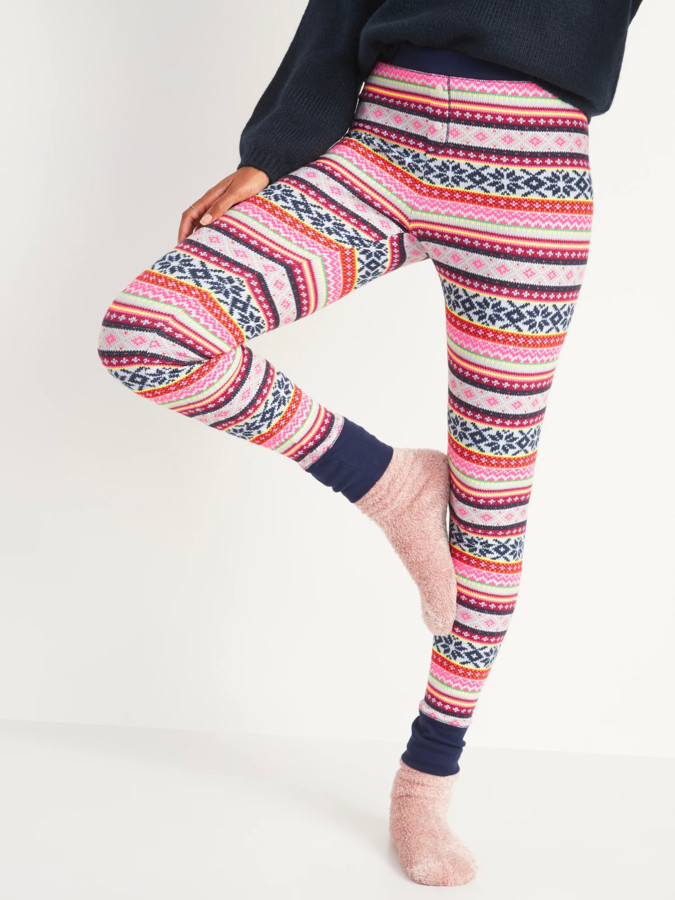 Women Fair Isle Leggings Shop The World S Largest Collection Of Fashion Shopstyle