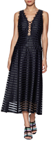 Nanette Lepore Fever Fit And Flare Dress