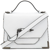 Mackage Keeley Crossbody Bag in White.
