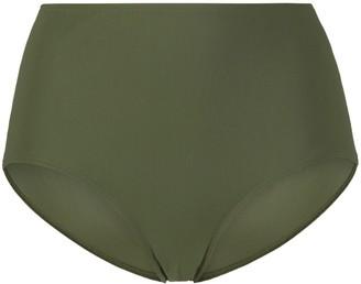 Totême High Waisted Bikini Bottoms